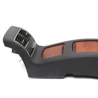 Mercedes Benz CLS500 Rear Black Leather Center Console 2196800550 OEM 06