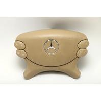 Mercedes-Benz CLS500 Left Driver Wheel Airbag Air Bag Tan 06 OEM 2198601502 A915 2006