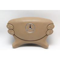 Mercedes-Benz CLS550 Left Driver Wheel Airbag Air Bag Tan 07-08 OEM 2198601502