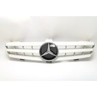 Mercedes Benz CLS500 CLS550 Front Upper Grill Grille White 2198800083 OEM 06-08 A915 2006, 2007, 2008