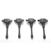 Nissan Cube Ignition Ignitor Coil Plug Set 22448-1KT1A OEM 09-14 A813 2009, 2010, 2011, 2012, 2013, 2014