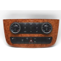 Mercedes Benz R350  A/C Heater Climate Control 2518707389 OEM 06-12 A942 2006, 2007, 2008, 2009, 2010, 2011, 2012