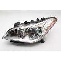 Infiniti M37 Xenon Headlight Head Light Lamp Left/Driver w/o Sport OEM 11-13