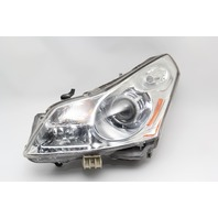 Infiniti G37 Sedan Headlight Head Light Lamp Left/Driver 26060-JK60D OEM 08-10