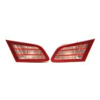 Infiniti G35 Rear Tail Light Trunk Backup Lamp Left/Right Set OEM 03-04