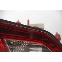 Infiniti G37 Rear Tail Light Trunk Backup Lamp Left/Right Set OEM 08-13