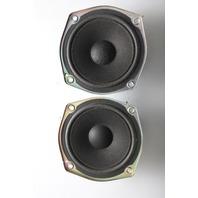 Nissan 350Z 03-09 Clarion Radio Audio Door Speaker Set 28156-AZ100 A892 2003, 2004, 2005, 2006, 2007, 2008, 2009