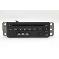 Infiniti QX56 DVD-AUX Player Entertainment Unit 28184-ZC30A OEM 04 05 06 07 08
