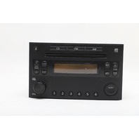 Nissan 350Z AM/FM Stereo Radio CD Disc Player 28185-CD000 OEM 04-06 A892 2004, 2005, 2006