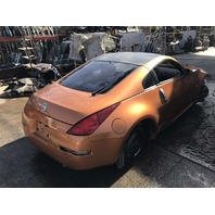 2005 Nissan 350Z Pars For Sale AA0716