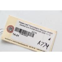 Nissan Leaf Transmission Reducer SHBW Control Unit 31038-3NA0B OEM 11-12