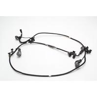 Honda Odyssey Rear Bumper Parking Sensor Back/Corner w/Wire Set Gray OEM 05-10