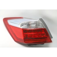 Honda Accord Sedan Hybrid 14-15 Tail Light, Lamp Quarter Rear Right 33500-T3V-A02 A932 2014, 2015