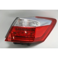 Honda Accord Sedan Hybrid 14-15 Tail Light, Lamp Quarter Rear Left 33550-T3V-A02 A932 2014, 2015