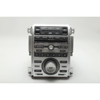 Acura RL 05-08 6 Disc CD Changer Player, XM AM/FM Radio Climate Control Panel A931 2005, 2006, 2007, 2008