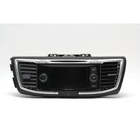 Honda Accord Radio CD Changer Player Navigation Display System OEM 2015