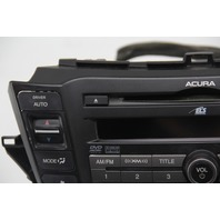 Acura TL Radio Stereo Climate Control ELS Surround 39100-TK4-A200 OEM 2010