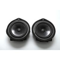 Acura RDX Front/Rear Audio Radio Door Speakers Pair Set 39120-STK-A12 OEM  07-18 A939 2007, 2008, 2009, 2010, 2011, 2012, 2013, 2014, 2015, 2016, 2017, 2018