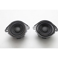 Acura TL Audio Rear Door Speaker Left/Right (2) EAS8P211A OEM 09-14 A937 2009, 2010, 2011, 2012, 2013, 2014