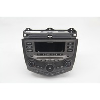 Honda Accord Coupe 6 CD Player Changer Radio Auto Climate Control OEM 2007