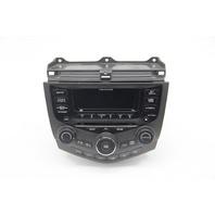Honda Accord 6 Disc CD Player XM Radio Dual Climate Control 05 06 07
