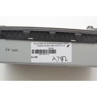 Acura MDX 03 04 05 06 Navigation GPS Display Screen 39810-S3V-A110