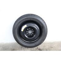Infiniti G37 Sedan Compact Spare Rim Tire Wheel Donut Bridgestone 17x4 OEM 10-13