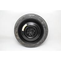 Nissan 350Z Spare Tire Wheel Donut Bridgestone 145/80D17 OEM 06 07 08