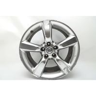 Nissan 350Z 06-08 Front Alloy Disc Wheel Rim, 18x8 Inch, 5 Spoke 40300-CF025  #1 A935 2006, 2007, 2008