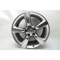 Nissan 350Z 06-08 Rear Alloy Disc Wheel Rim, 18 1/2 Inch, 5 Spoke 40300-CF026 #1 A935 2006, 2007, 2008