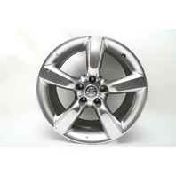 Nissan 350Z 06-08 Rear Alloy Disc Wheel Rim, 18 1/2 Inch, 5 Spoke 40300-CF026 #2 A935 2006, 2007, 2008