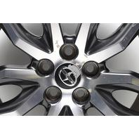"Scion tC 18"" Alloy Wheel Disc 5 Double-Spoke Rim 14 15 16 Factory OEM #2 A856"