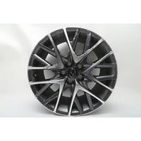 Lexus RC300 16-19 Alloy Wheel Rim Disc 20 Spoke 19x9 42611-24630 #2 A918 2016, 2017, 2018, 2019