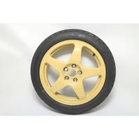 Lexus RC300 Spare Tire Wheel Donut 42611-30F31 OEM 17-20 A918 2017, 2018, 2019, 2020