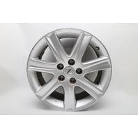Lexus ES350 Rim Wheel 17in 7spoke Chrome 42611-33550 #4 Factory OEM 07-09 A904 2007, 2008, 2009