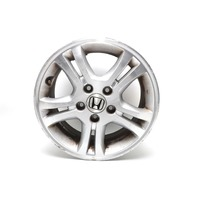 Honda Accord 06-07 4 cyl 10 Spoke Alloy Wheel Disc Rim 42700-SDA-J01 #2 A883 2006, 2007