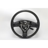 Lexus ES350 Steering Wheel with Wood Grain Trim Black 45100-48400-C0 07-08 A912 2007, 2008