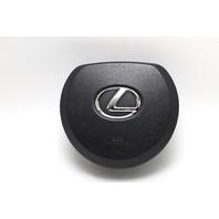 Lexus CT200h Driver Steering Air Wheel Black 45130-76010 OEM 2011-2014 A887