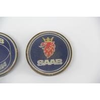 Saab 9-3 Wheel Rim Hub Center Cap Cover 4566311 OEM 03 04 05 06 07