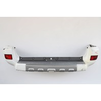 Toyota 4Runner 03-05 Rear Bumper Cover Panel White 52159-35100 Factory A893 2003, 2004, 2005