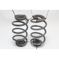 Nissan Cube Rear Coil Spring Left/Right Set (2) 55020-1FC0A OEM 2009-2014