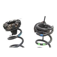 Infiniti G37 Sedan Coil Shock Spring Rear Left/Right Set AWD OEM 08-13
