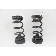 Infiniti G37 Coupe Coil Shock Spring Rear Left/Right Side Set OEM 08-13