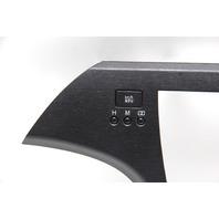 Toyota Prius Instrumental Radio Bezel Cluster Garnish Black 55474-47080 10 11 12