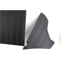 Toyota Venza Trunk Spare Tire Cover Mat Board Deck Black 58410-0T011 OEM 12-17