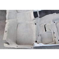 Toyota Camry 07-10 Interior Floor Carpet Front/Rear Set Gray 58510-33500-E1 OEM
