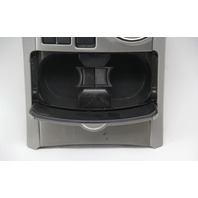Toyota Highlander 08 09 10 Center Console Cup Holder Front Gray 58804-48020-B0