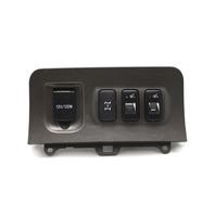 Lexus GX470 Panel Console Garnish w/Seat Heater Switches 58831-60040 OEM A962 03-09 2003, 2004, 2005, 2006, 2007, 2008, 2009
