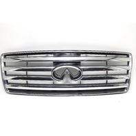 Infiniti QX56 Front Upper Grille Grill Chrome 62310-7S600 OEM 2004-2008