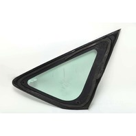 Toyota Prius 04-09 Vent Glass Window, Rear Left Driver Side 62720-47011 A916 2004, 2005, 2006, 2007, 2008, 2009